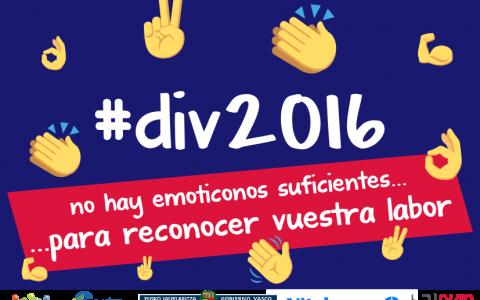 Día Internacional del Voluntariado #div2016