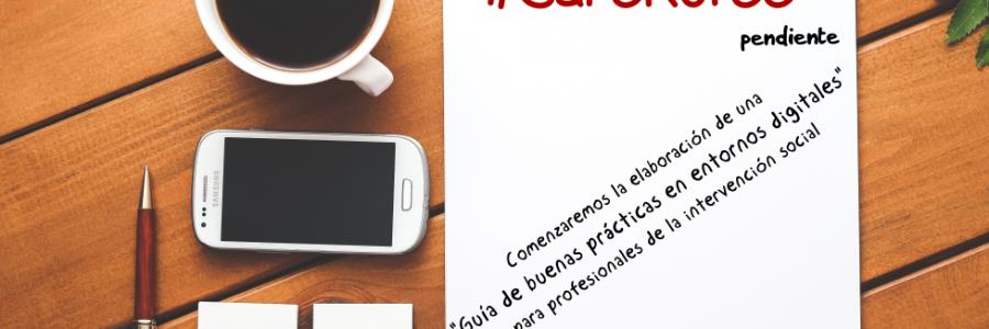 #SareKofee: redes sociales y profesionales de lo social