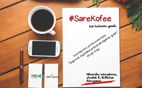 #SareKofee: sare sozialak eta gizartegintza-profesionalak