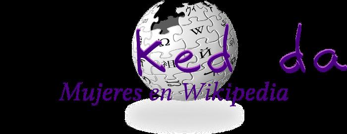 WikiKedada con María Sefidari