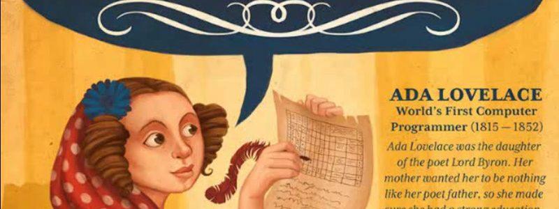 Historiako lehenengo programatzailea izan zen… emakumezkoa!