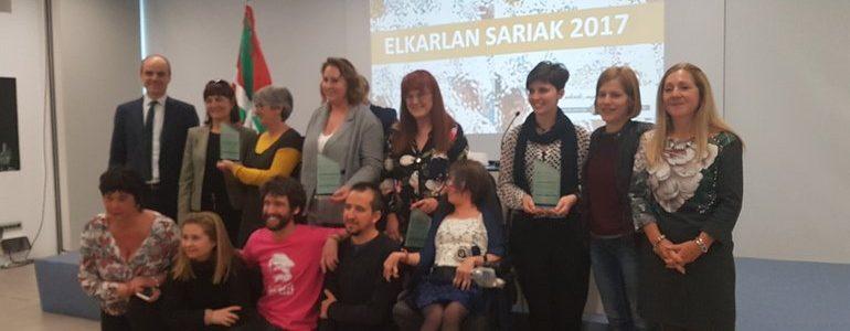 Saregune : Premio Elkarlan 2017