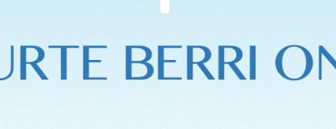 Urte Berri On