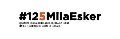 #125MilaEsker, Saregune también nos sumamos